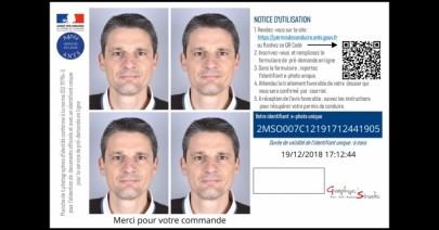 Carte identité bd