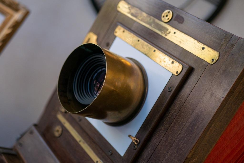 """Photobooth le """"18-55"""" de chez Graphyc'Studio Objectif 18-55mm Canon"""