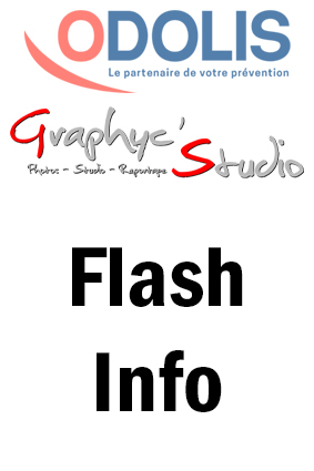 Flash Info formation