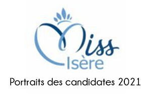 Candidates Miss Isère 2021